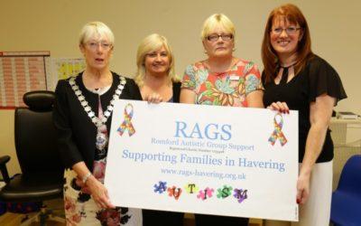 Afternoon tea raises funds for vital Romford autistic charity