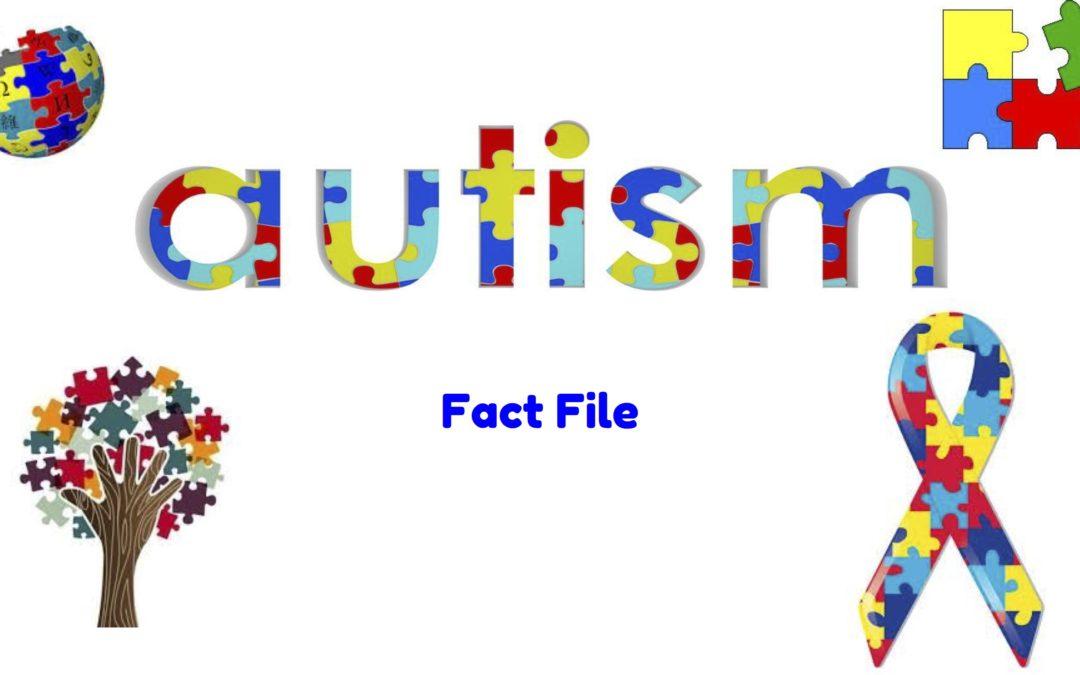 Jack Boreham's Autism Fact File